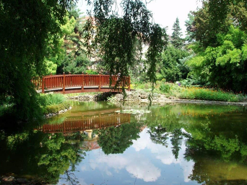 הגן הבוטני זאגרב