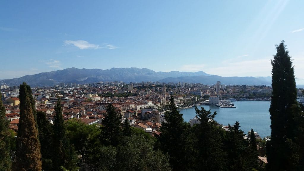 ספליט קרואטיה