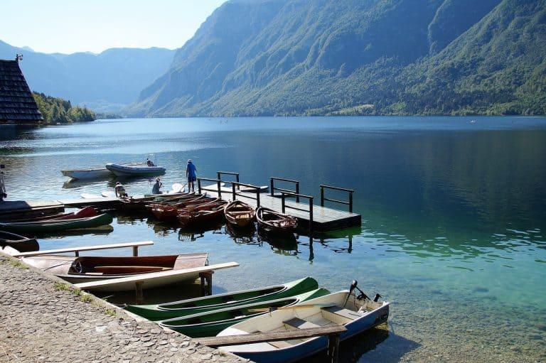 אגם בוהין סלובניה